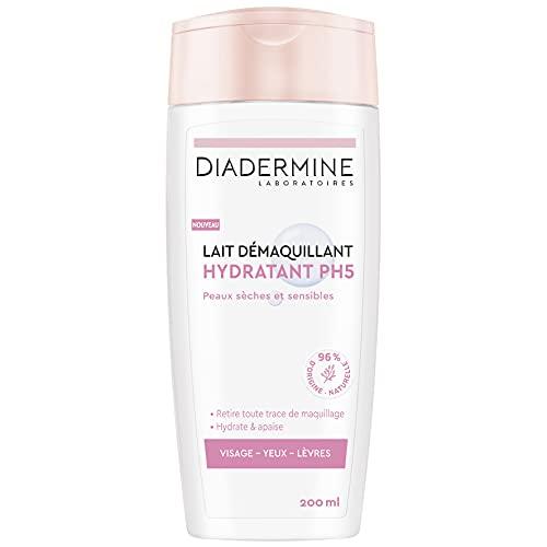 Diadermine–Leche desmaquillante Hidratante–200ml