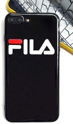 coque iphone xs max fila noir