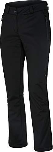 Ziener Damen TALPA Lady (Pant Active) Hose, Black, 38