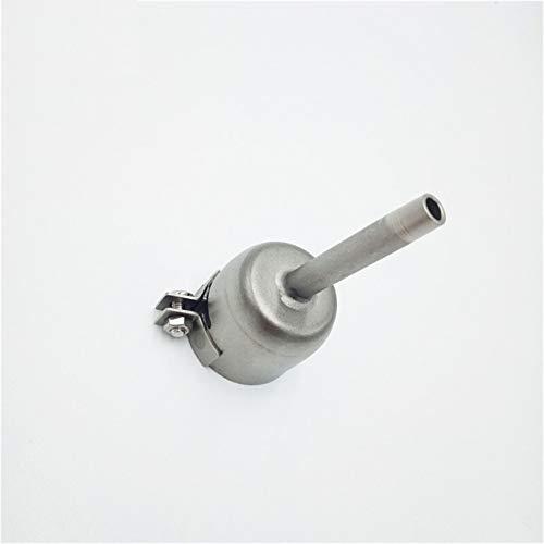 SANKUAI 1 stück 5mm runde röhrenförmige Lötspitzendüsen für Heißluftpistole Kunststoffschweißer, um dreieckige Geschwindigkeit zu passen □□ Düsen zum Löten (Größe : 5MM)