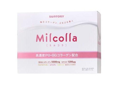 5位 SUNTORY(サントリー)『ミルコラ(Milcolla)』