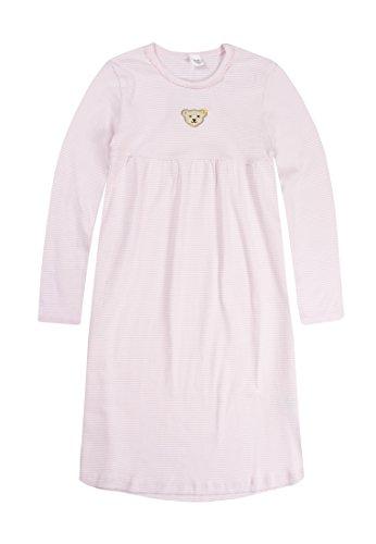 Steiff Mädchen Nachthemd 0006568, Rosa (Barely Pink 2560), Gr. 104 (Herstellergröße: 4 Jahre)