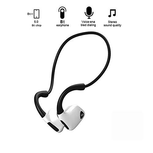 JEANS DREAM Cuffie Conduzione Ossea Bluetooth 5.0 Auricolari Senza Fili a Mani libere con Microfono...