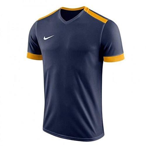Nike Kinder Dry Park Derby II Football Jersey T-Shirt, blau, XS
