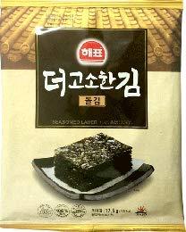 【BOX販売】韓国海苔 ヘピョー全形 7枚入(40袋 )総枚数は280枚■韓国食品■韓国食材■韓国海苔■韓国のり ■味付のり■お弁当のり■全形のり■ヘピョー■