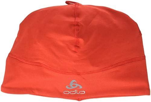 Odlo Hat Polyknit Warm Bonnet Mixte Noir//Graphique r/éfl/échissant FW20