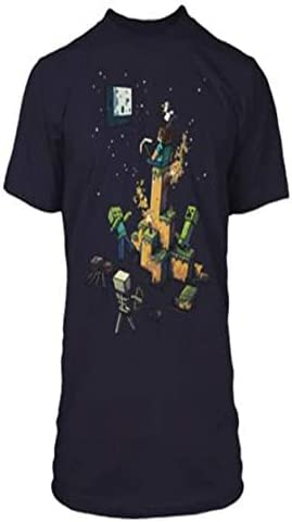 Minecraft Tight Spot Camiseta Manga Corta para Hombre