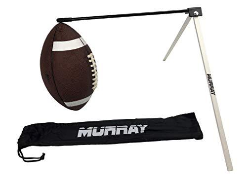 Murray Sporting Goods Premium Field Goal Kicking Tee Holder  Football Training Accessory for Field Goal Kickers  Kicking Tee Storage Bag Included