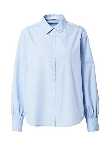 OPUS Damen Hemdbluse Famimi Blue (82) 42