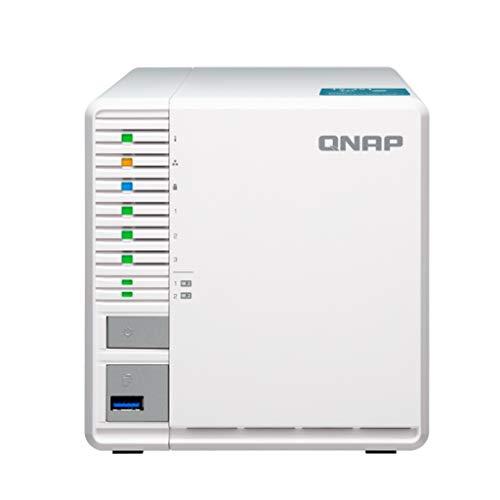 Buffalo TS-351 (4GB RAM) 3-Bay Personal Cloud NAS, ideaal voor RAID5 geheugenprocessoren (TS-351-4G-US)