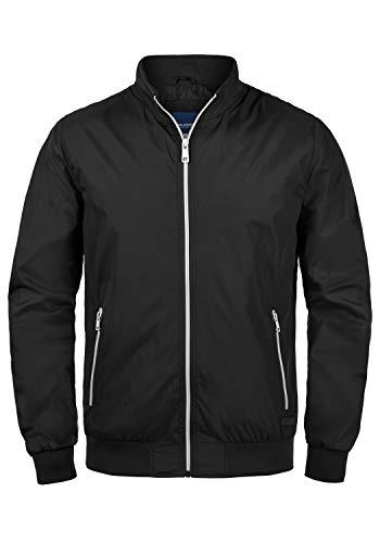 BLEND Brad - Nylon chaqueta para hombre, tamaño:XL;color:Black (70155)