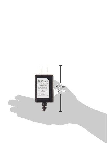 『CAJ カスタムオーディオジャパン 電源アダプター POWER BLOCKS PB12DC9-2.1 (12W/センターマイナス)』のトップ画像