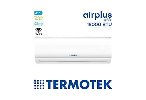 TERMOTEK AIRPLUS WIDE C18 - AIRE ACONDICIONADO 18000 BTU INVERTER A++ WIFI READY...