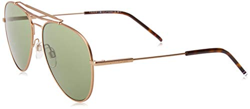 Tommy Hilfiger TH 1709/S gafas de sol, SMTT GOLD, 58 para Hombre