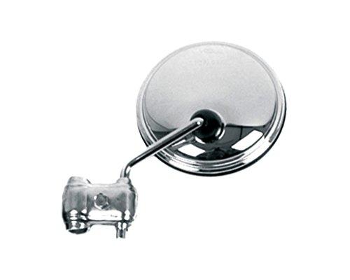 VICMA E14 Specchio Vespa Bordon 105 mm cromado sinistro, argento