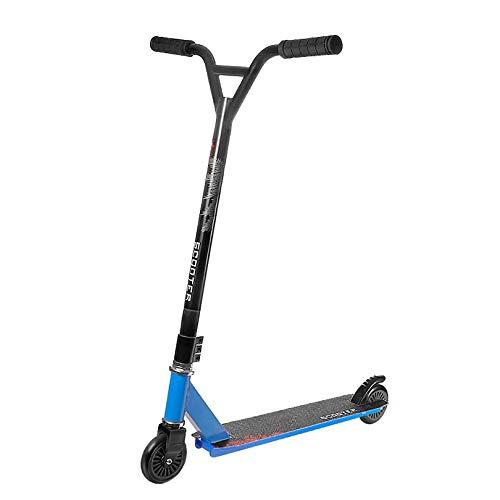 GAOPANG Scooters Plus Stunt Scooter para niños de 10 años en adelante niños y niñas intermedios - El Mejor Patinete de Trucos para Trucos de Estilo Libre