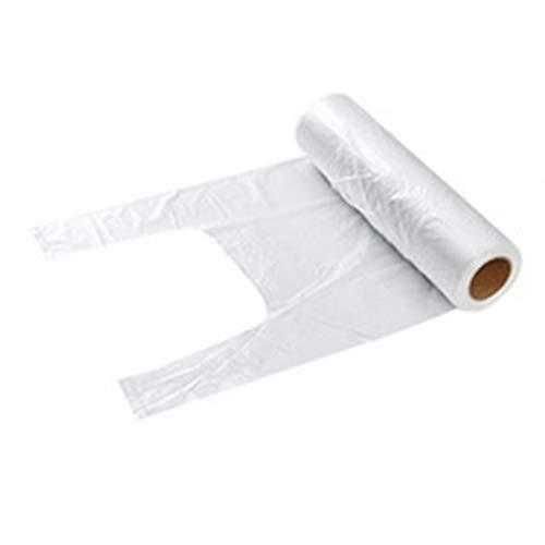 CNOP Kit de accesorios pequeño, 100 bolsas de plástico para mantener el fresco con asa de vacío para guardar alimentos, bolsas de almacenamiento de alimentos para mantener fresco