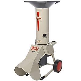 Cramer Broyeur de végétaux électrique KM Silent 2400W – 370 kg/h – Capacité 40 mm – 50% de Bruit en Moins