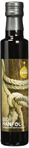 Fandler Bio-Hanföl, 1er Pack (1 x 250 ml)