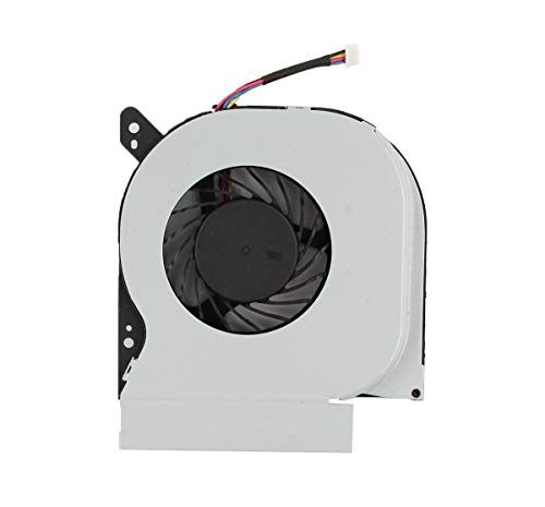 KEMENG New Laptop CPU Cooling Fan for DELL Latitude E6510 TCF42 DC280007RVL