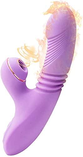 Female Suction Tongue Toys for Pleasure Female Rabbit Toys with 7 speeds Thruster Tongue Stimulator Toy Sucker Oral stimulators Women Toys Pleasure
