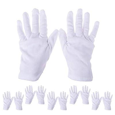 SevenMye 6Paar Kosmetik-Handschuhe feuchtigkeitsspendende