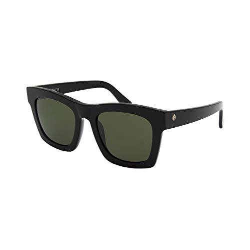 Electric Gafas de sol Crasher, (Negro brillante/Gris Ohm), Talla única