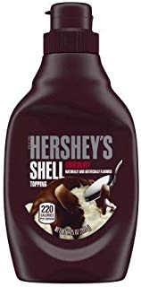 Hershey's Chocolate Shell Topping (Pack of 6)
