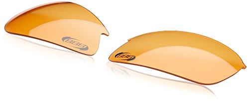 BBB 2973282333 Gafas Ciclismo, Unisex, Naranja, Talla Única