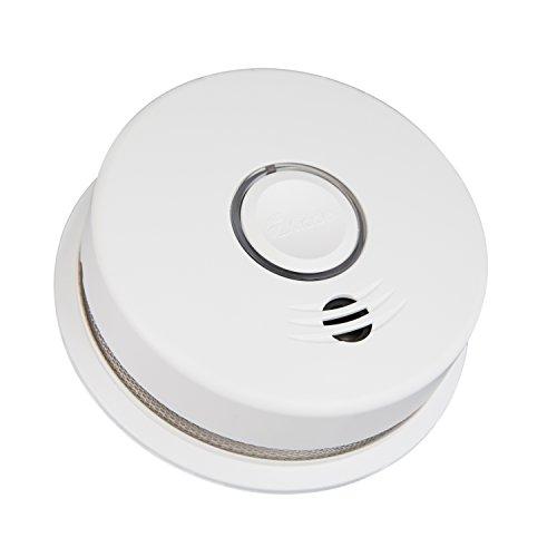 Kidde P4010DCS-W 10-Year Worry Battery Powered Wire-Free Interconnect Smoke Alarm, 0