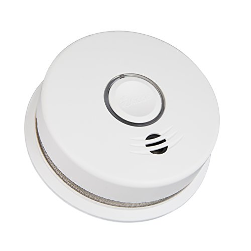 Kidde P4010ACSCO AC Hardwired Combination Carbon Monoxide & Photoelectric Smoke Alarm (1)|Standard|2 Devices|2 Years|PC/Mac/Android etc|Disc|Disc