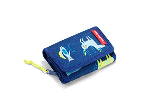 wallet S kids  11,5 x 7,5 x 2 cm blue