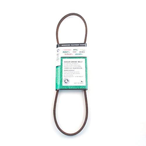 MTD Genuine Parts 490-501-M054 Edger Drive Belts