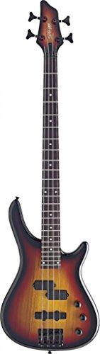 Stagg 25012204 BC300-SB SunBurst Fusion Bass Gitarre
