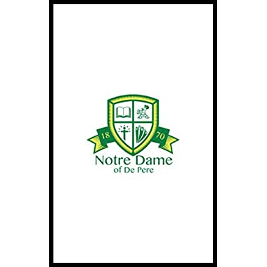 Notre Dame Garden Flag and Yard Banner