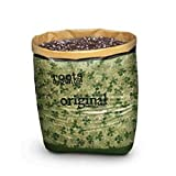 Roots Organics Original Potting Soil, Organic Growing Media with Mycorrhizae, 1.5 Cubic Foot Plant-in-Bag