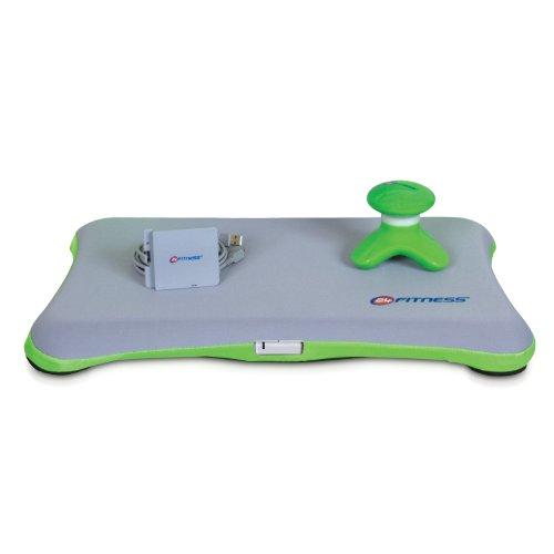 dreamGEAR Nintendo Wii 3-in-1 24 Hour Fitness Kit (green)