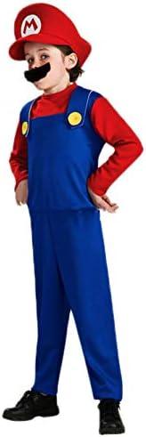 Mario bros costume