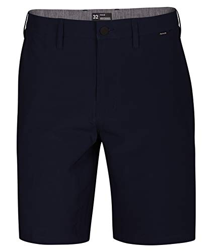 Hurley Men's Phantom Flex 2.0 Walkshort, Obsidian, 30