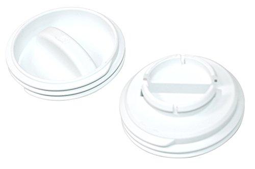 AEG 1320711003 Electrolux John Lewis Tricity Bendix Zanussi - Tapón para lavadora (filtro de bomba, número de pieza original)