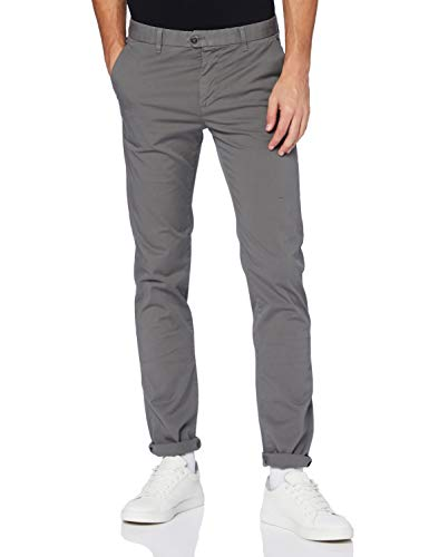 United Colors of Benetton 4UN455GX8 Pantaloni, Granite Gray 098, 42 Uomo