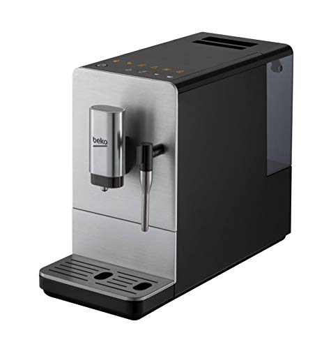 Beko 8814253200 CEG5311X koffiemachine voor bonen, roestvrij staal