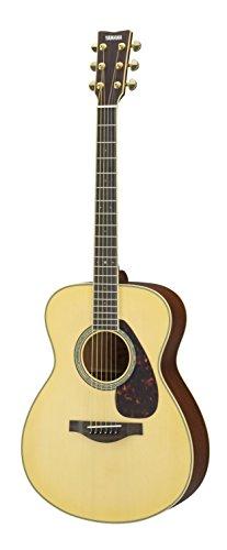 Yamaha L-Series LS6 Concert Size Acoustic-Electric Guitar - Mahogany,...