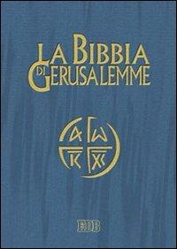 La nuova Bibbia di Gerusalemme. Edizione per lo studio