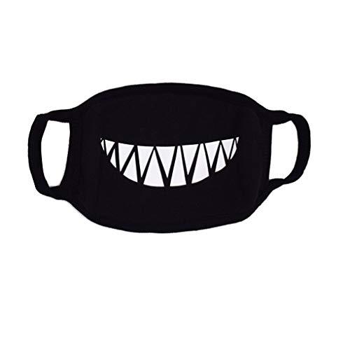 maschera antipolvere emoticon