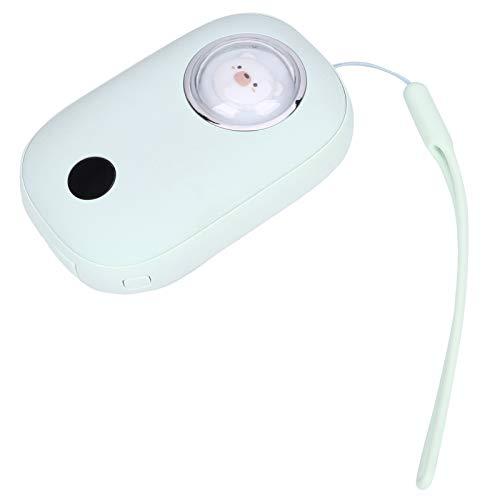 01 Calentador de Manos Power Bank, fácil de Cargar a Tiempo Calentador de Manos de Dos Engranajes de Temperatura Regalos de Invierno para teléfono Necesita Cargar para su Esposa