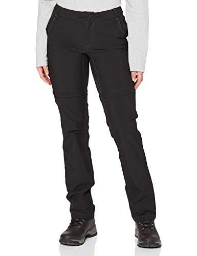 The North Face Tekware TNF Pantalones, Mujer, Negro (Tnf Black), 44