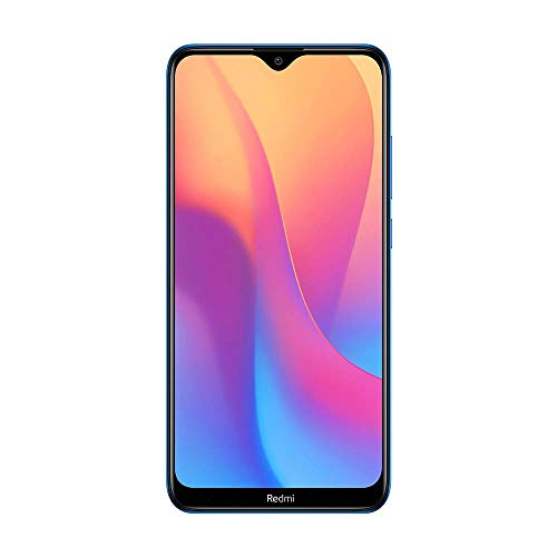 SMARTPHONE XIAOMI REDMI 8A 6,22''HD+ 2GB/32GB 4G-LTE 8/12MPX DUALSIM OCEAN BLUE