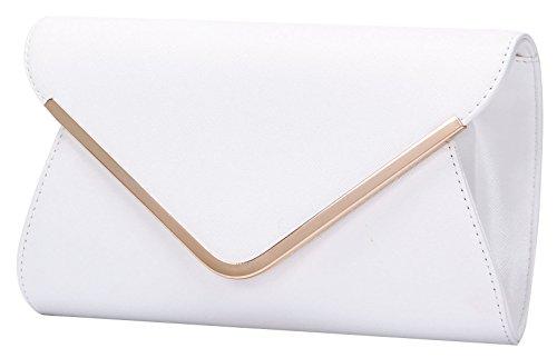 ilishop Damen Clutch, oder Schultertasche, gut geeignet für Hochzeiten, Abendveranstaltungen und Partys