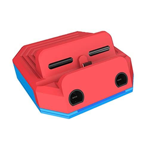 Switch TV Dock, TV Docking Station para Nintendo Switch, Radiador de carga portátil, Docking Station de TV portátil con hd-mi y...